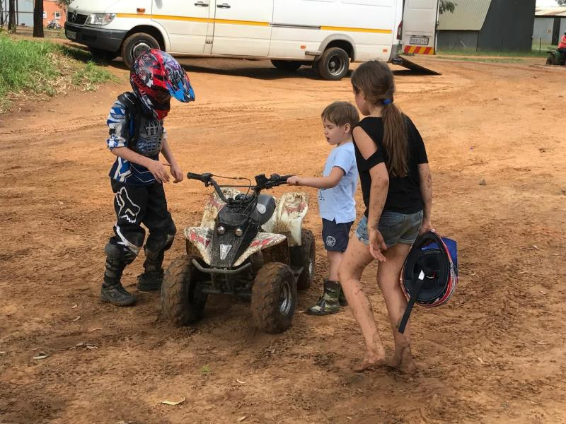 How to introduce kids to motorcycling